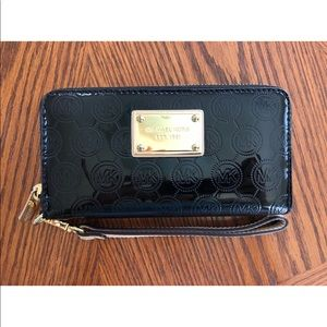 Michael Kors Wristlet Clutch Wallet